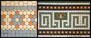 Combined tile