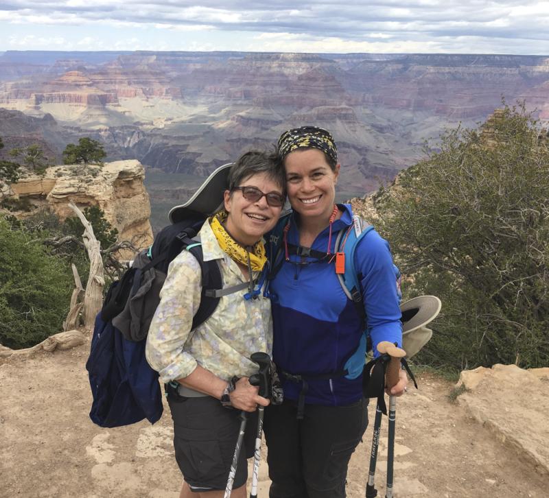 B and Me Grand Canyon (1 of 1)